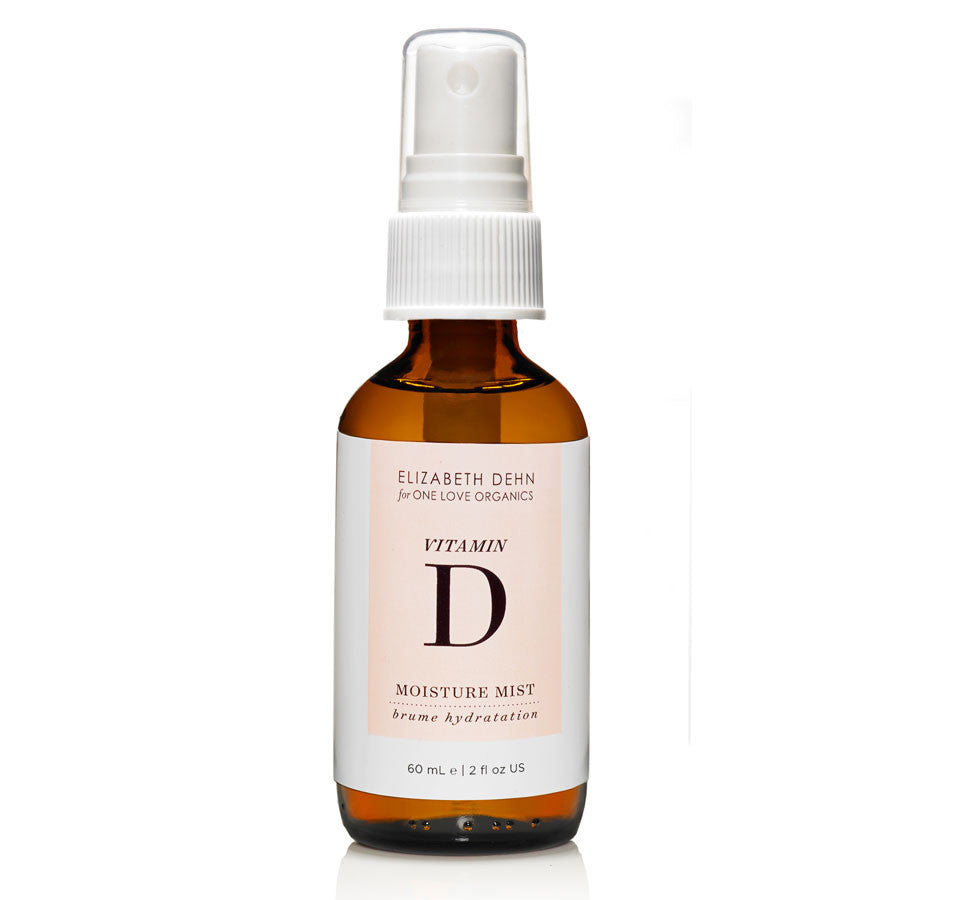 One Love Organics Vitamin D Mist, One Love Organics - ShopConsciousBeauty.com