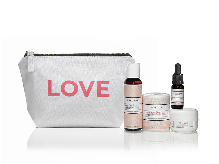 One Love Organics Essential To Go Travel Kit