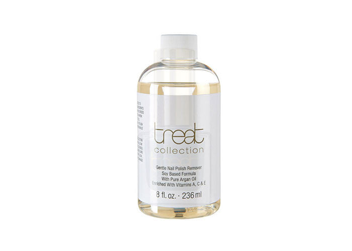 Treat Collection 8oz nail polish remover