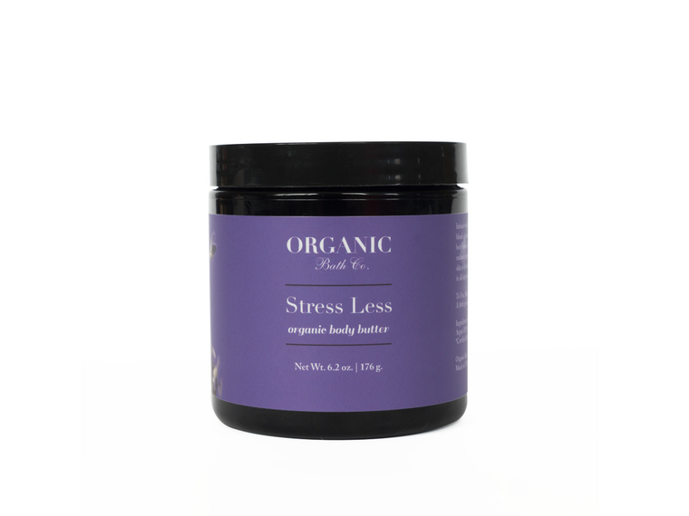 Organic Bath Co. Stress Less Body Butter