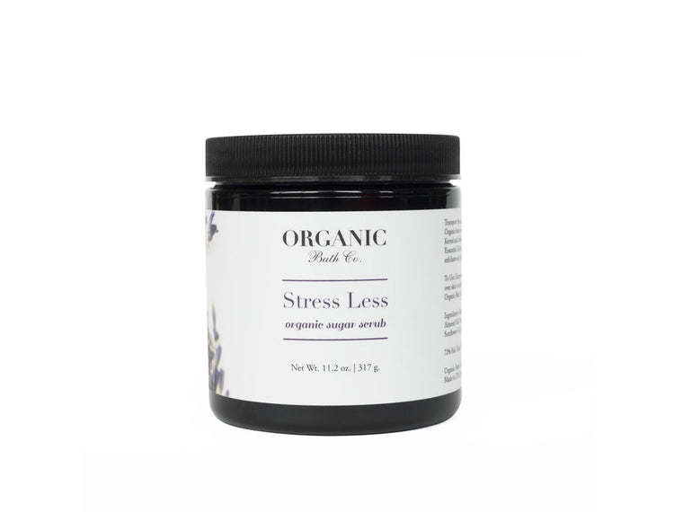 Organic Bath Co. Stress Less Organic Body Scrub