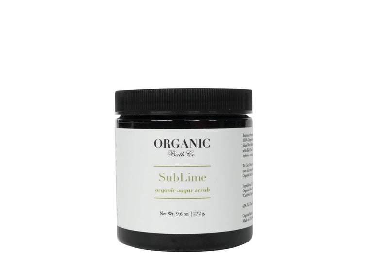 Organic Bath Co. SubLime Body Scrub