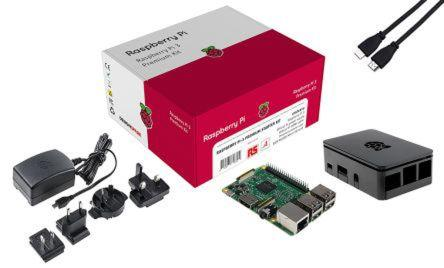 Kit Raspberry Pi 3 Essencial