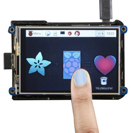 PiTFT Raspberry Pi Touchscreen