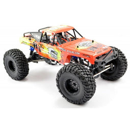FTX MAULER 4X4 ROCK CRAWLER BRUSHED 1:10 READY-TO-RUN (RED)