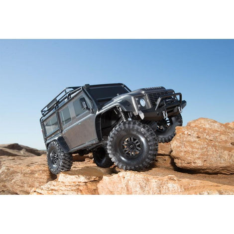 TRX4 GREEN Scale & Trail Defender Crawler