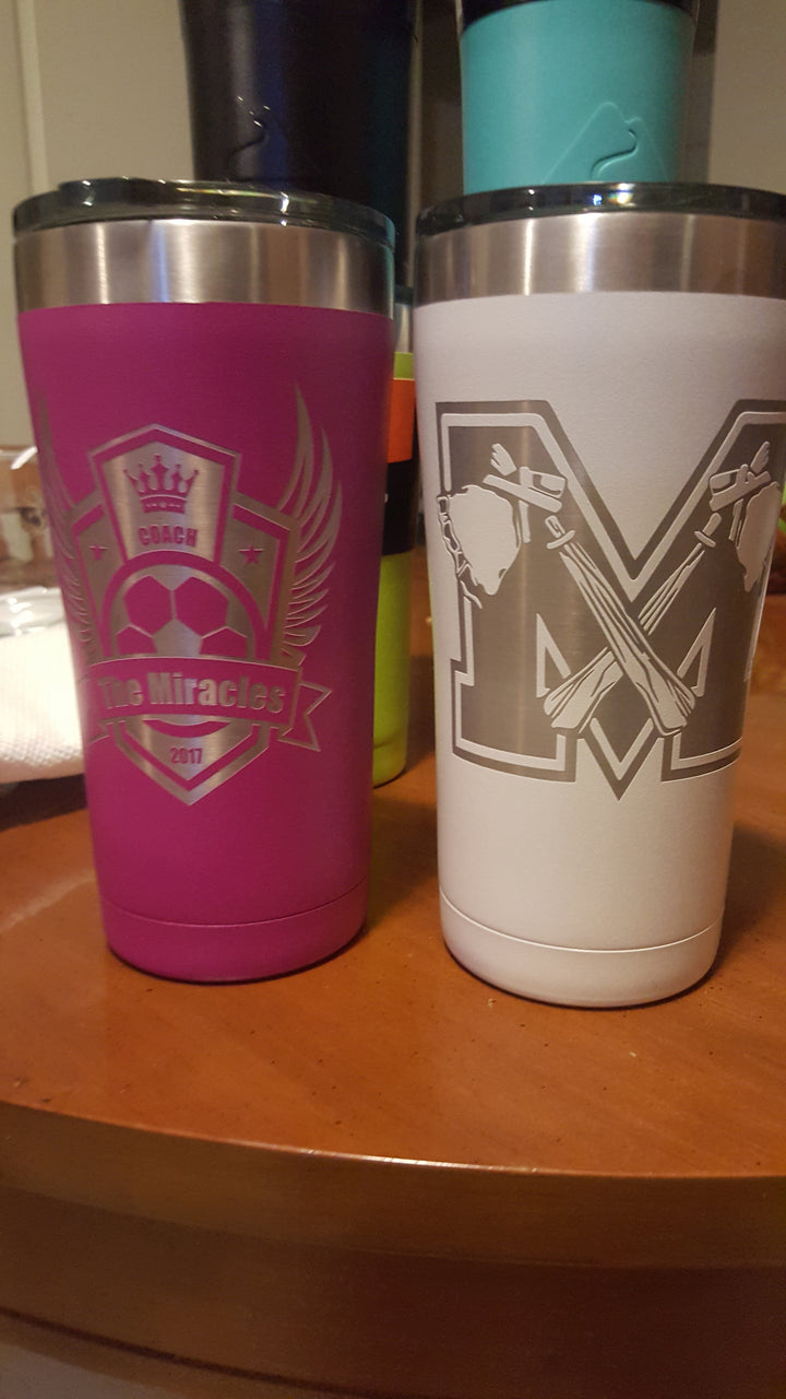 Personalized Team Tumbler