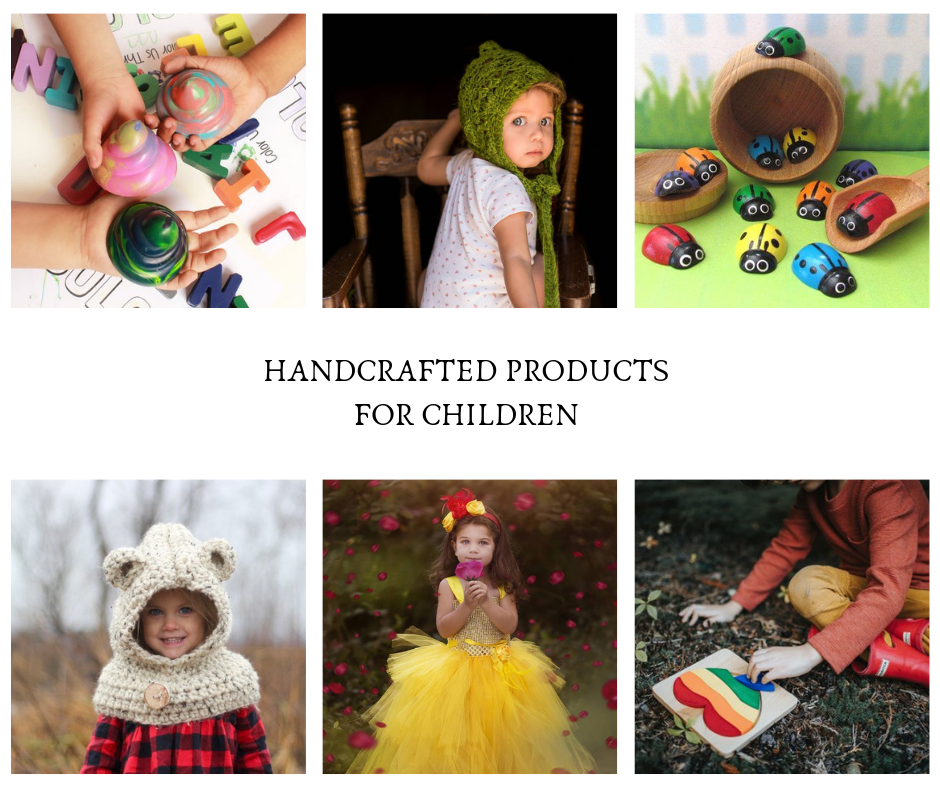 Handcrafted Products for Children Bonfire Design 2018 Holiday Gift Guide Blog Post