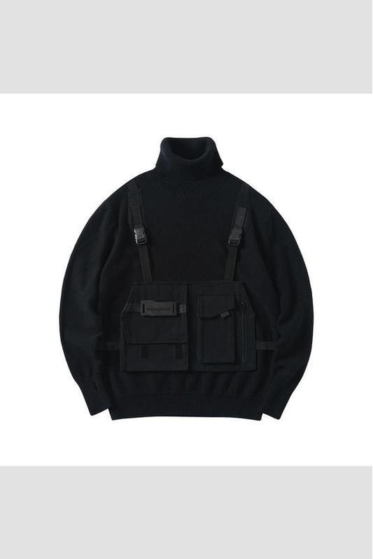 Enshadower Hybrid Turtleneck