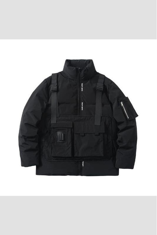 Enshadower Tactical Down Jacket