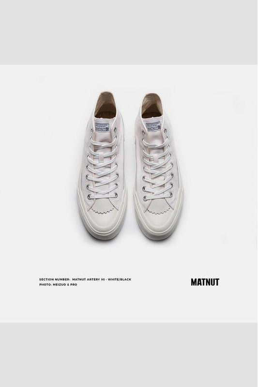 New Addictions Fine Art x Matnut Hypebeast Brands Shoes Sneakers