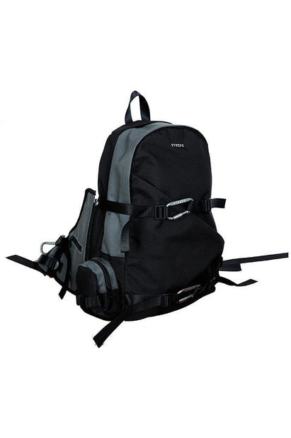 STEEPC Tactical Detachable Vest Backpack