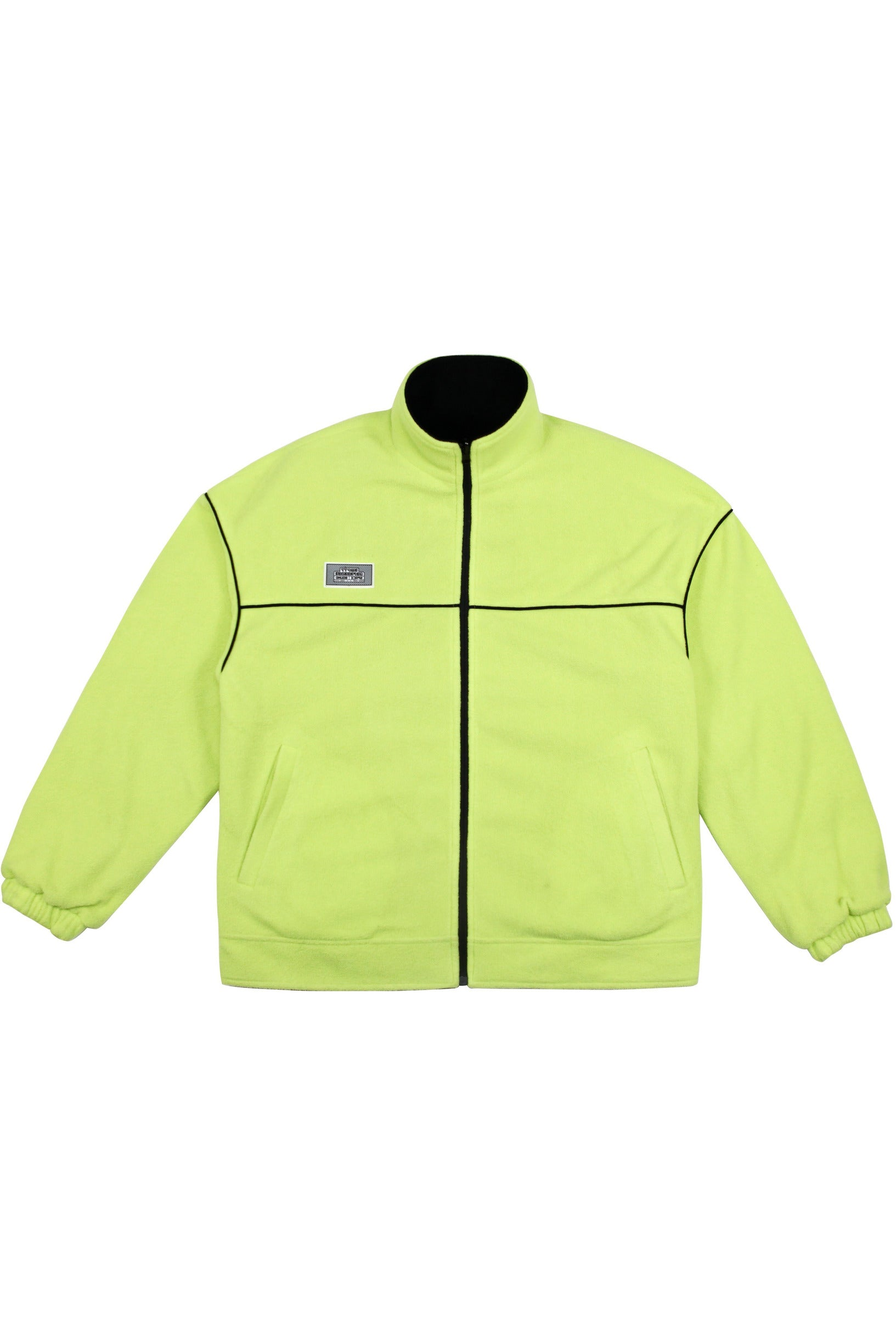 Empty Reference Reversible Jacket