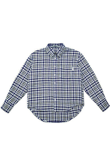 Empty Reference Flannel Shirt