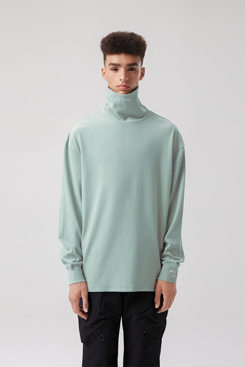 STEEPC Logo Turtleneck