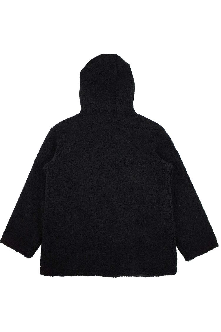 Empty Reference Sherpa Coat