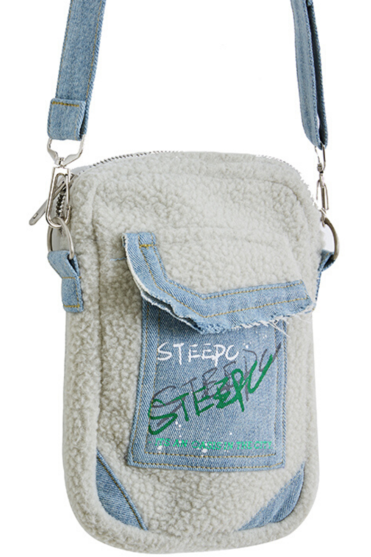 STEEPC Sherpa Graffiti Small Bag