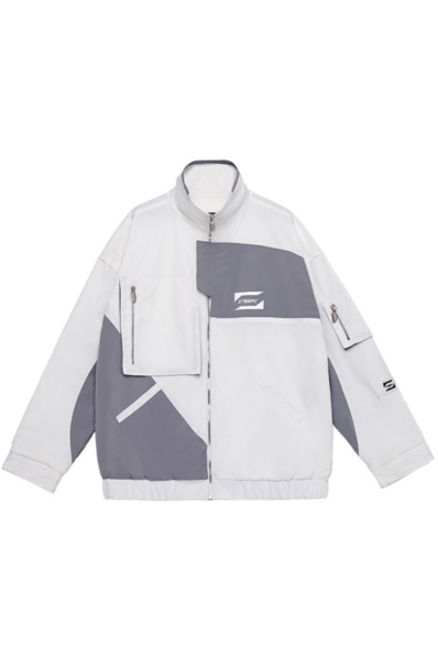 STEEPC Logo Geometric Jacket