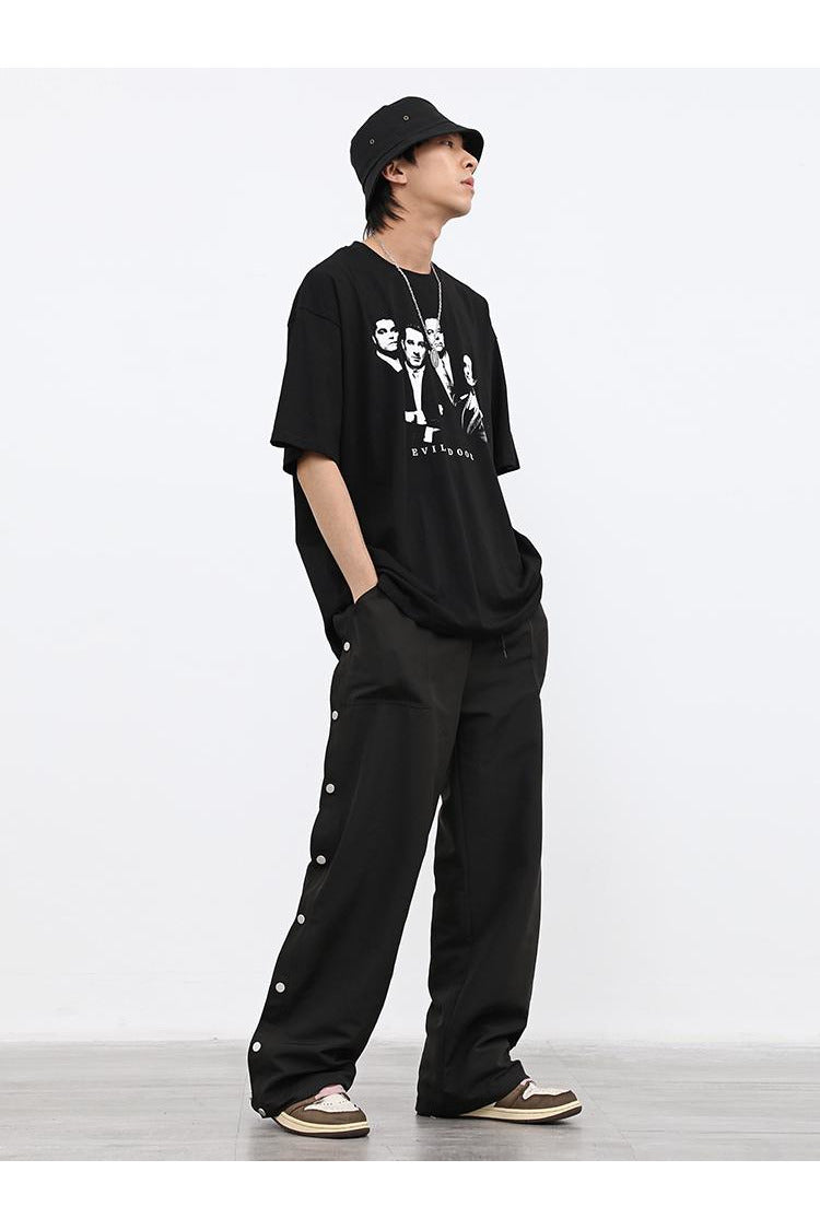 BKTL V2 Button Pants