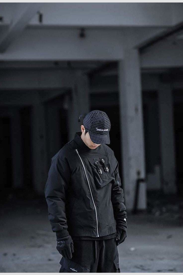 Enshadower Bomber Jacket