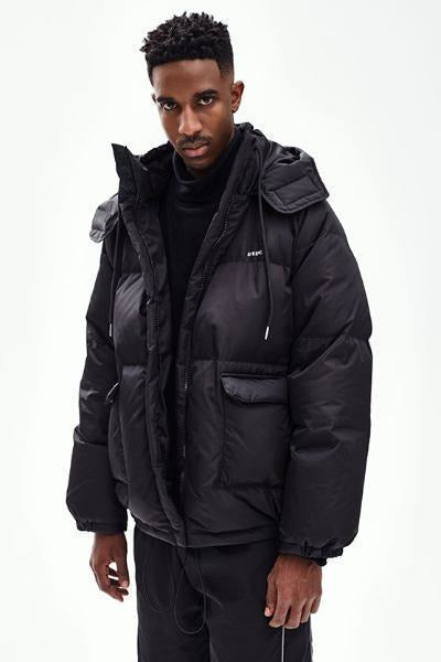 STEEPC Logo Puffer Jacket