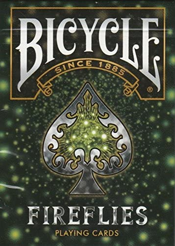 Bicycle Playing Cards - Fire Flies