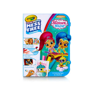 Crayola Color Wonder On The Go Coloring Kit, Shimmer & Shine