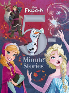 5-Minute Stories Frozen (Hardcover) Disney Press