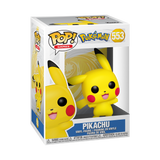 Funko Pop! Games: Pokemon Pikachu Waving 553