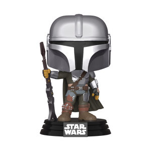 Funko Pop! Star Wars: The Mandalorian Vinyl Bobble Head Figure