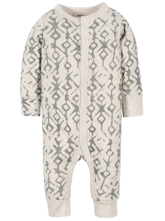 Modern Moments by Gerber Baby Boy Coveralls