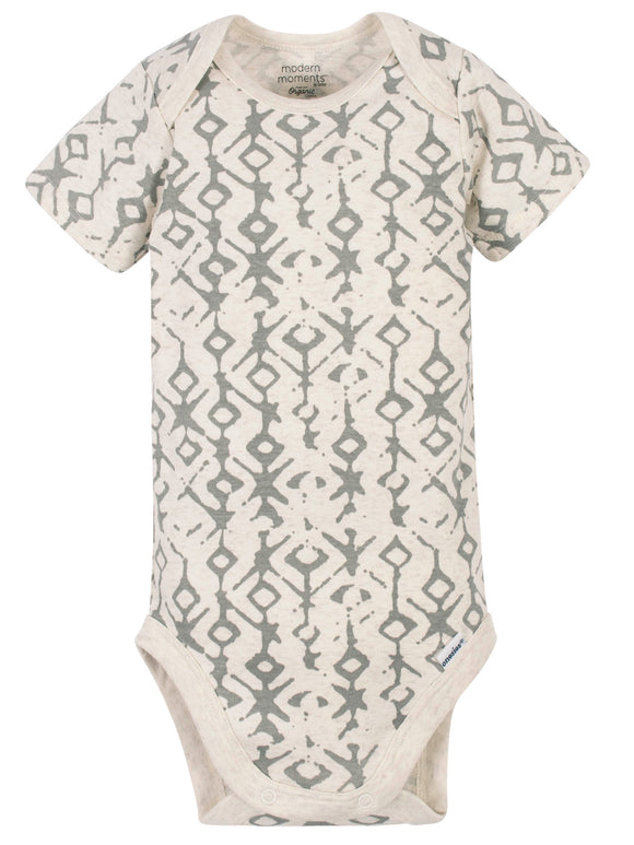 Modern Moments by Gerber Baby Boy Onesies Bodysuit