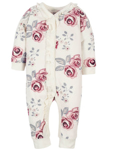 Modern Moments by Gerber Baby Girl Coveralls