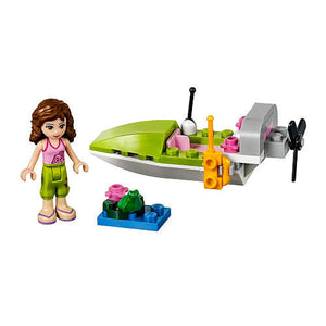 LEGO Friends Jungle Boat Poly Bag