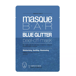 Masque Bar Brightening Glitter Peel Off Mask