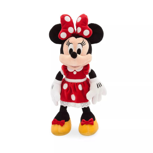 Disney Mickey Mouse & Friends Minnie Mouse 13'' Plush - Disney store