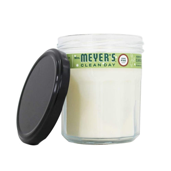 Mrs. Meyer's Clean Day Soy Candle Iowa Pine - 4.9 oz