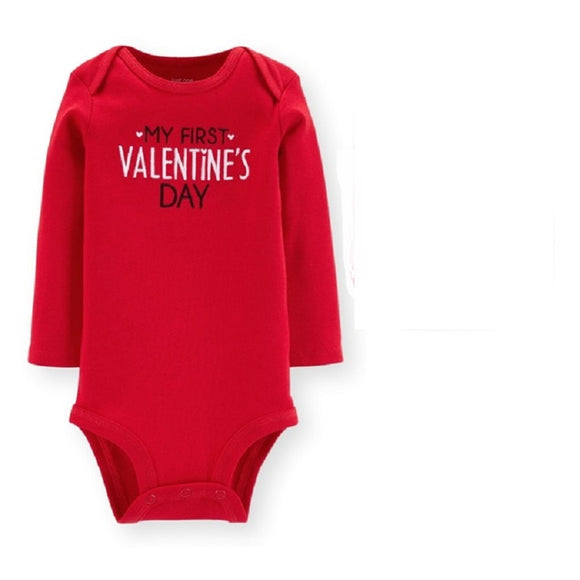 My First Valentine's Bodysuit  - Just One You by Carter's