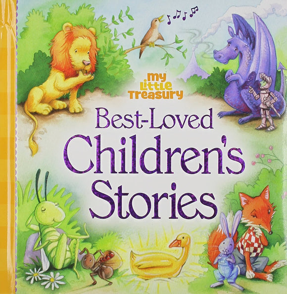 My Little Treasury - Best Loved Children's Stories