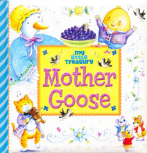 Load image into Gallery viewer, My Little Treasury - Mother Goose Story Book