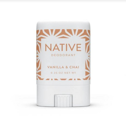 Native Deodorant Vanilla & Chai Mini .35 oz