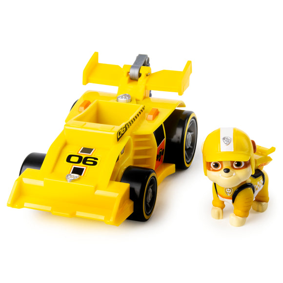 PAW Patrol Rubble Race & Go Deluxe Vehicle