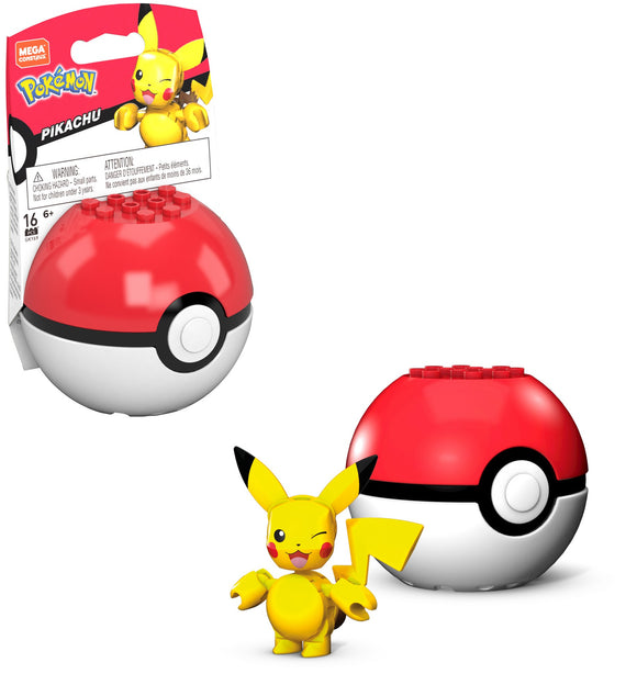 Mega Construx Pokemon Buildable Figures