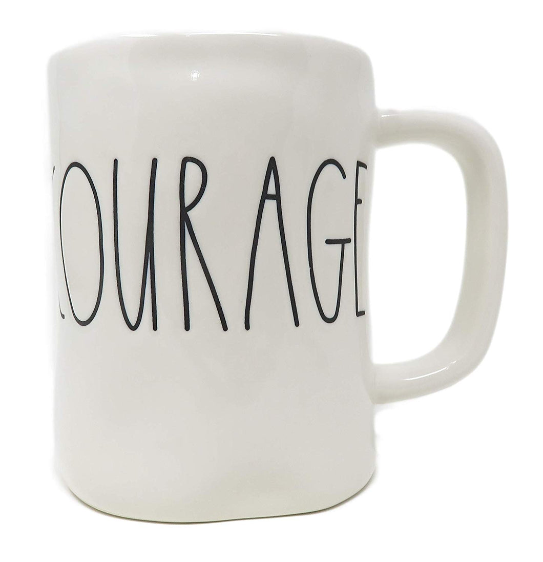 Rae Dunn by Magenta COURAGE Mug