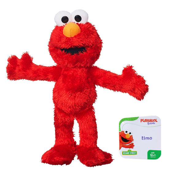 Sesame Street Elmo Mini Plush by Playskool Friends