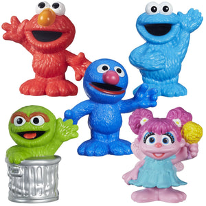 Sesame Street Mini-Figures
