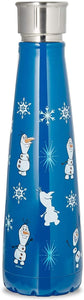 S'ip by S'well - Disney's Frozen 2 Vacuum Insulated Stainless Steel Water Bottle 10oz
