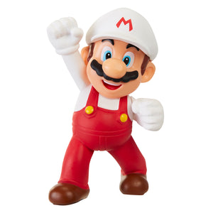 Nintendo Super Mario Bros Mini Figure - Fire Mario