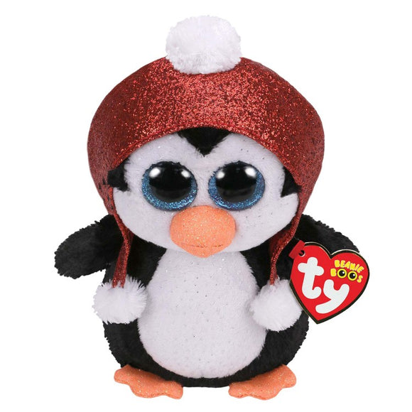 Gale Beanie Boo Penguin Plush by TY
