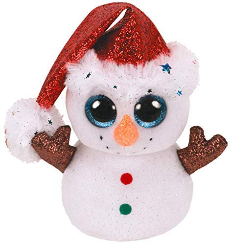 Flurry the Beanie Boo Snowman by TY